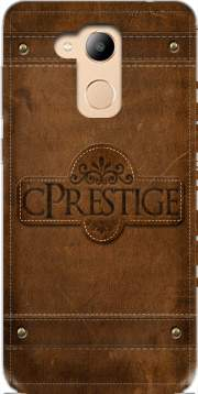 cPrestige leather wallet Case for Honor 6c Pro / Huawei V9 Play
