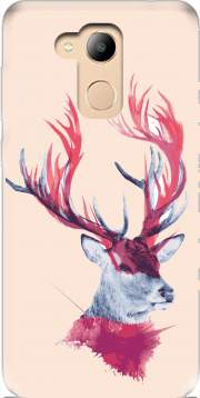 Deer paint Case for Honor 6c Pro / Huawei V9 Play