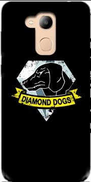 Diamond Dogs Solid Snake Honor 6c Pro / Huawei V9 Play Case