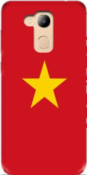 Flag of Vietnam Case for Honor 6c Pro / Huawei V9 Play