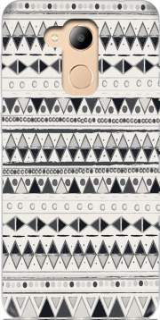 Ethnic Candy Tribal in Black and White Case for Honor 6c Pro / Huawei V9 Play