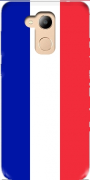 Flag France Case for Honor 6c Pro / Huawei V9 Play