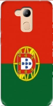Flag Portugal Case for Honor 6c Pro / Huawei V9 Play