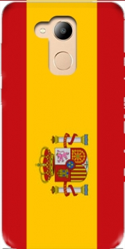 Flag Spain Case for Honor 6c Pro / Huawei V9 Play