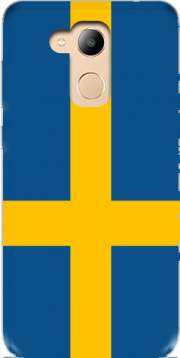 Flag Sweden Case for Honor 6c Pro / Huawei V9 Play