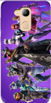 fortnite Season 6 Pet Companions Case for Honor 6c Pro / Huawei V9 Play