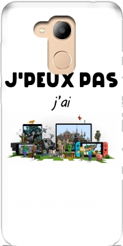 Je peux pas jai minecraft Case for Honor 6c Pro / Huawei V9 Play