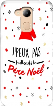 Je peux pas jattends le pere noel Case for Honor 6c Pro / Huawei V9 Play