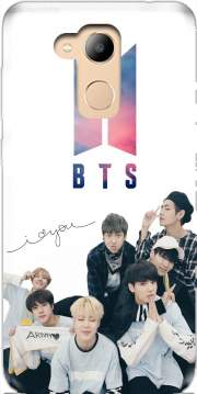 K-pop BTS Bangtan Boys Case for Honor 6c Pro / Huawei V9 Play