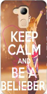Keep Calm And Be a Belieber Case for Honor 6c Pro / Huawei V9 Play