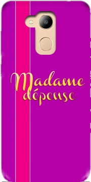 Madame dépense Case for Honor 6c Pro / Huawei V9 Play