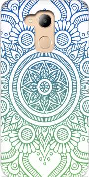 Mandala Peaceful Case for Honor 6c Pro / Huawei V9 Play