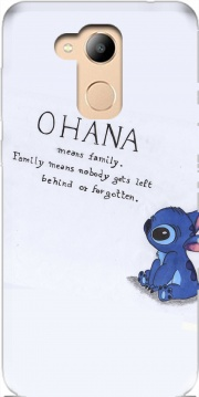 Ohana Means Family Case for Honor 6c Pro / Huawei V9 Play