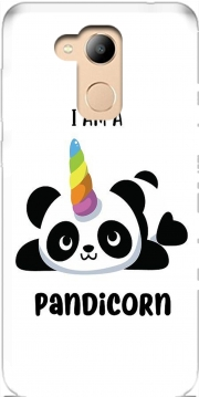 Panda x Licorne Means Pandicorn Case for Honor 6c Pro / Huawei V9 Play