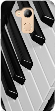 Piano Case for Honor 6c Pro / Huawei V9 Play