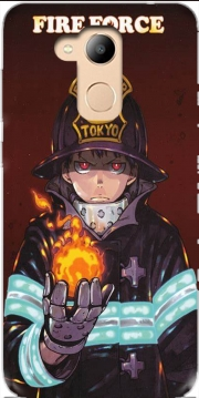 Shinra kusakabe fire force Honor 6c Pro / Huawei V9 Play Case
