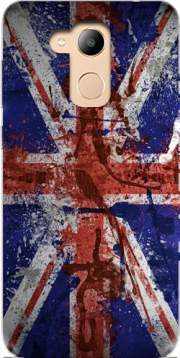 Union Jack Painting Case for Honor 6c Pro / Huawei V9 Play