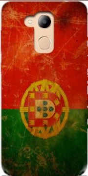 Vintage Flag Portugal Case for Honor 6c Pro / Huawei V9 Play