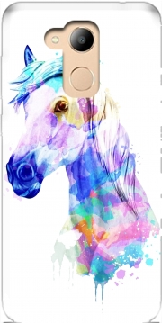 watercolor horse Case for Honor 6c Pro / Huawei V9 Play