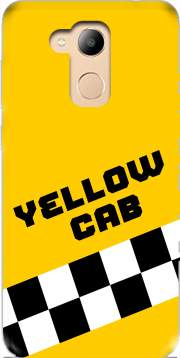 Yellow Cab Case for Honor 6c Pro / Huawei V9 Play