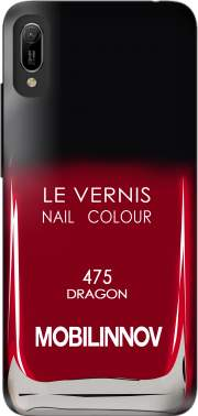 Nail Polish 475 DRAGON for Huawei Y6 2019