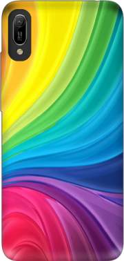 Rainbow Abstract Case for Huawei Y6 2019