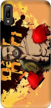 Badr Hari Boxe Case for Huawei Y6 2019
