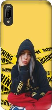 Billie Eilish Case for Huawei Y6 2019