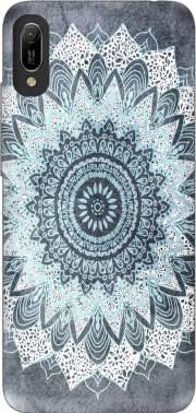 Bohochic Mandala in Blue Case for Huawei Y6 2019