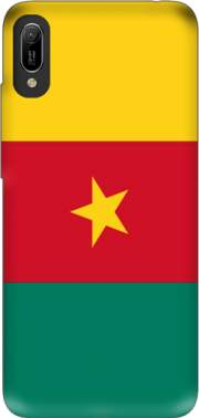 Flag of Cameroon Case for Huawei Y6 2019