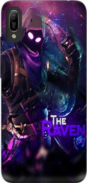 Fortnite The Raven Case for Huawei Y6 2019