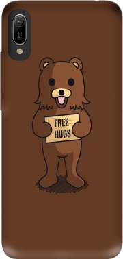Free Hugs Case for Huawei Y6 2019
