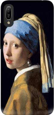 Girl with a Pearl Earring Case for Huawei Y6 2019