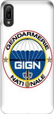 Groupe dintervention de la Gendarmerie nationale - GIGN Case for Huawei Y6 2019