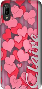 Heart Love - Claire Case for Huawei Y6 2019