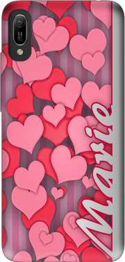Heart Love - Marie Case for Huawei Y6 2019