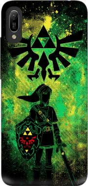 Hyrule Art for Huawei Y6 2019