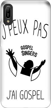 Je peux pas jai gospel Case for Huawei Y6 2019