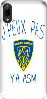 Je peux pas ya ASM - Rugby Clermont Auvergne Case for Huawei Y6 2019