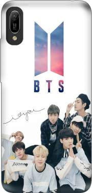 K-pop BTS Bangtan Boys Case for Huawei Y6 2019