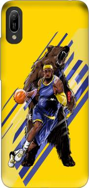 LeBron Unstoppable  Case for Huawei Y6 2019
