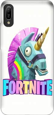 Unicorn video games Fortnite Case for Huawei Y6 2019