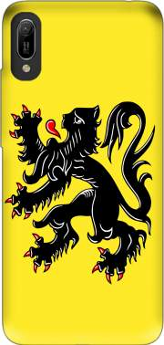 Lion des flandres Huawei Y6 2019 Case