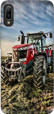 Massey Fergusson Tractor Case for Huawei Y6 2019