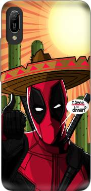 Mexican Deadpool for Huawei Y6 2019