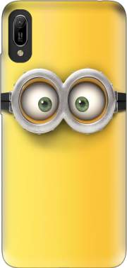 minion 3d  Case for Huawei Y6 2019
