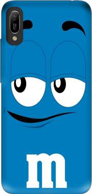 M&M's Blue Case for Huawei Y6 2019