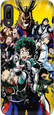 my hero academia Izuku Midoriya Case for Huawei Y6 2019