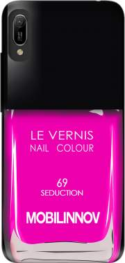 Nail Polish 69 Seduction Case for Huawei Y6 2019