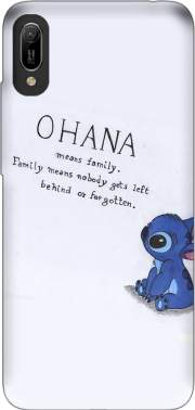 Ohana Means Family Case for Huawei Y6 2019
